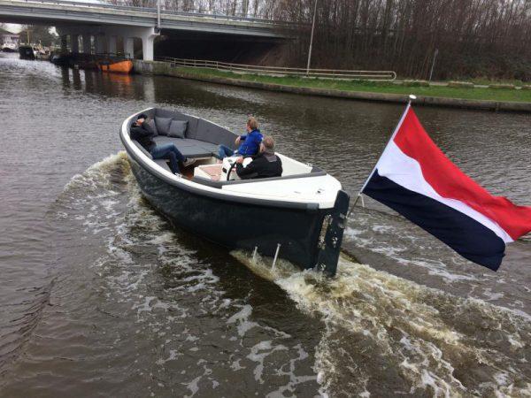 Pieterman 750 inboard outboard