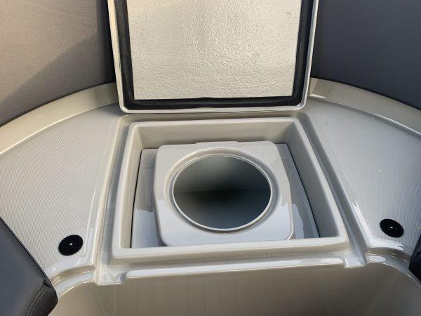 Meersloep 600 honda toilet